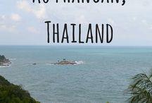 Thailand: Ko Phangan