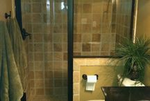 Scrub-a-dub, get rid of the tub / Master bath remodel / by Elana K.
