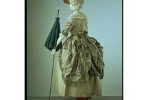 Historical Fashion / by Barbara Langdon