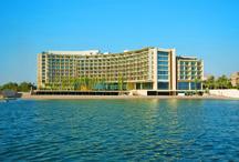 Aqaba, Jordan - Kempinski Hotel Aqaba / Kempinski Hotel Aqaba offers a  contemporary design of 200 rooms and suites overlooking the golden shores and azure water of the Red Sea. 5* - Aqaba - Jordan