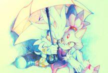 Silver ×Blaze