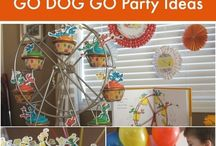 A BIG Dog Party / by Lyndsey Scofield
