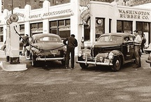 Old Gas Stations / by Rich Hediger
