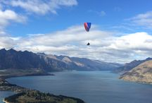 Queenstown / The most beautiful place in New Zealand