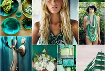 Green Weddings / Contact us at weddingsbyfunjet.com to plan your dream destination wedding!