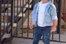 Mode pour petit garçon