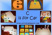 Alphabet- C