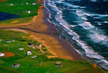 Travel - Prince Edwards Island / What to see in PEI / by Eva Harder