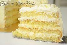 receitas de bolos bons