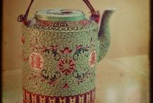 tea pottery