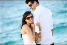 Bahamas Engagement Photos / Engagement Photos captured in the Bahamas. By Mario Nixon Photography