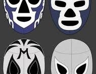 Máscaras / Mexican Figthers