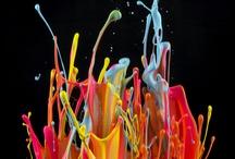 Artistic / Because I am an artist; art inspires art. / by Manda Lee