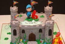 gâteau garçon