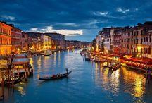 Travel list! / Italy/Spain/France