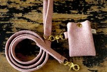 DESIGNER DOG COLLARS AND LEADS