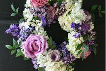 Flowers and inspiration / Flowers and inspiration