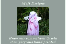 Free Giveaways/Competition by Moji Designs