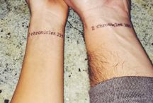 Father/Daughter tattoos