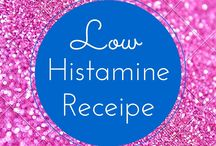Low Histamine Receipe / Recipes to help you manage your histomine intolerance