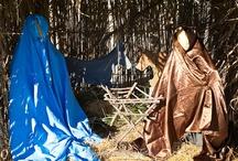 Presepi viventi 2012.Nativity scenes 2012