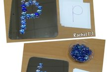 Phonics Activities from Stimulating Learning with Rachel / Phonics activities from my blog for the EYFS / Early Years / ECE classroom...