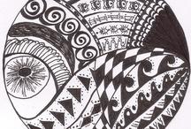 Zentangles / by Kirsten Verleye