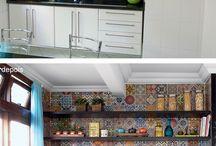 Cozinha / Vintage