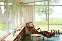 Interiors / Woodwork