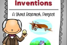 Inventors Unit Study / Extended learning activities for Famous Inventors Online Unit Study.