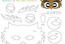 detske masky