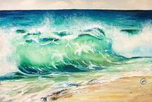 урок рисов.4 океан