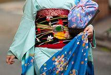 Japán viselet