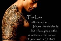 Tattoo ideas / by Gitte Johnsen