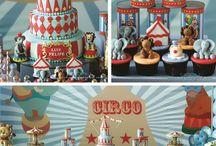 """Circus"" Party Theme"