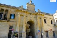 Le tre porte di Lecce
