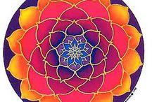 Mandalas / Art + Relaxation