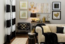 Living room ideas / by Latahra Smith