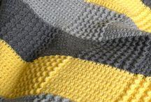 crochet blankets / by Sharla Horner