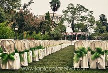 Outdoor Wedding Decorations / Finding your outdoor wedding decorations is a fun and exciting part of planning your wedding!