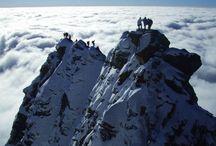 Berge Mountains