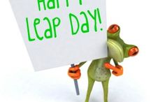 Leap Day! / by Barista Kids