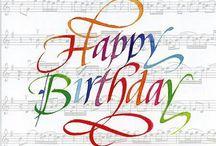Buon compleanno! ★♥★♥