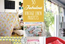 Vintage Finds and Making Them New Again