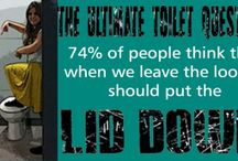 Toilet talk / The scoop on poop, squatty pottys & general toilet talk!