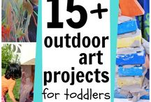 Crafts - Outdoors!