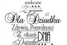babcia/dziadek