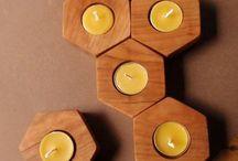 Mydlá - sviečky
