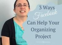 Living Peace Tuesday Tips / Organizing Tips from the Tuesday Video Tips