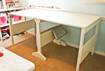 craft Room / Here you can see craft rooms